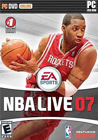 NBA Live 07 (Limit 1 copy per client) (PC) PC Game