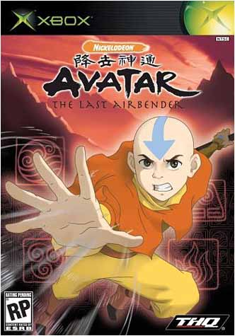 Avatar The Last Airbender (XBOX) XBOX Game