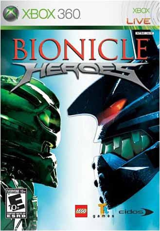 Bionicle Heroes (XBOX360) XBOX360 Game