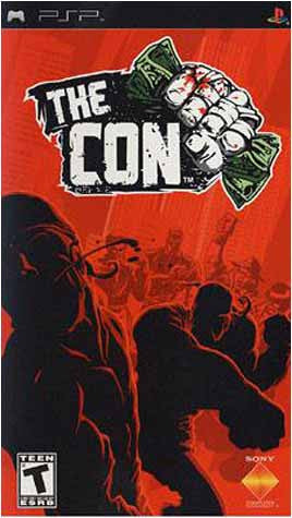 The Con (PSP) PSP Game