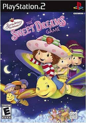 Strawberry Shortcake - Sweet Dreams Game (PLAYSTATION2)
