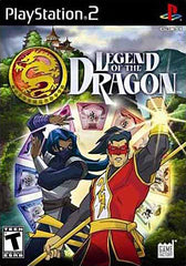 Legend of the Dragon (PLAYSTATION2)