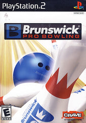 Brunswick Pro Bowling (Limit 1 copy per client) (PLAYSTATION2) (USED)