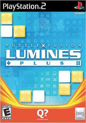 Lumines Plus (PLAYSTATION2)