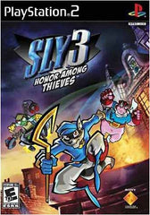 Sly 3 - Honor Among Thieves (Greatest Hits) (Limit 1 copy per client) (PLAYSTATION2)