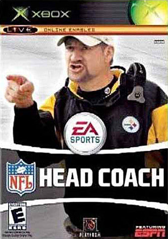 NFL Head Coach (XBOX) XBOX Game