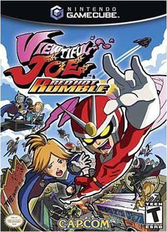 Viewtiful Joe - Red Hot Rumble (GAMECUBE) GAMECUBE Game
