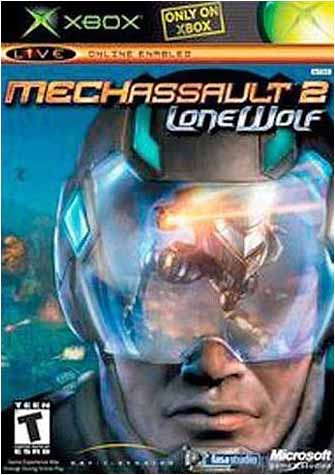 Mech Assault 2 Lone Wolf (XBOX) XBOX Game