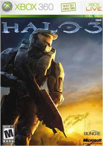 Halo 3 (French Version Only) (XBOX360) XBOX360 Game