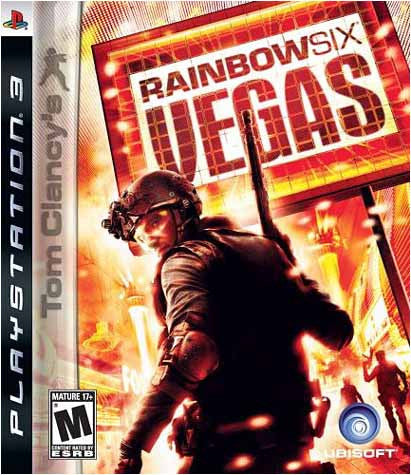 Tom Clancy s - Rainbow Six Vegas (Bilingual Cover) (PLAYSTATION3) PLAYSTATION3 Game