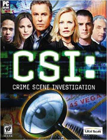 CSI - Crime Scene Investigation (PC) PC Game