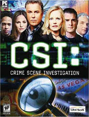 CSI - Crime Scene Investigation (PC)