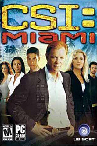 CSI: Miami (PC) PC Game