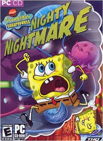 SpongeBob SquarePants - Nighty Nightmare (Limit 1 copy per client) (PC) PC Game