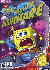 SpongeBob SquarePants - Nighty Nightmare (Limit 1 copy per client) (PC)