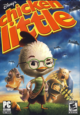 Disney's Chicken Little (PC) PC Game