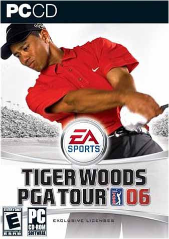 Tiger Woods PGA Tour 2006 (PC) PC Game