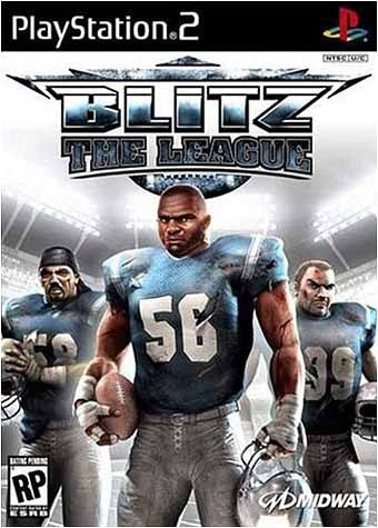 Blitz - The League (Limit 1 copy per client) (PLAYSTATION2) PLAYSTATION2 Game