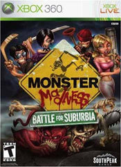 Monster Madness - Battle for Suburbia (XBOX360)