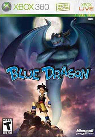 Blue Dragon (XBOX360) XBOX360 Game