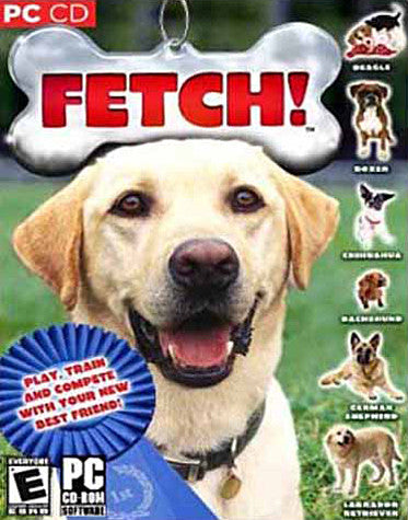 Fetch! (Jewel Case) (PC) PC Game