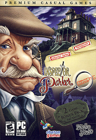 Inspector Parker Mystery Bundle (PC) PC Game