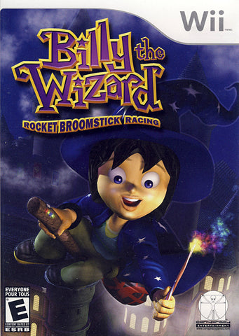 Billy The Wizard (NINTENDO WII) NINTENDO WII Game