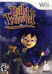 Billy The Wizard (NINTENDO WII)