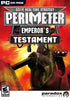 Perimeter - Emperor's Testament (PC) PC Game