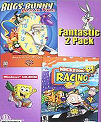 Bugs Bunny Lost in Time/Nicktoons Racing (Fantastic 2-Pack) (PC)