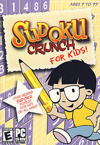 Sudoku Crunch for Kids! (PC) PC Game
