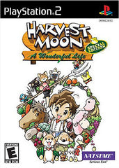 Harvest Moon - A Wonderful Life (Special Edition) (PLAYSTATION2)