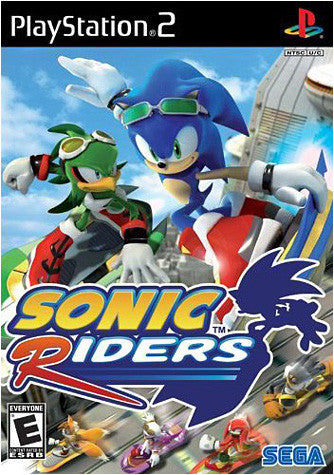 Sonic Riders (Greatest Hits) (PLAYSTATION2) PLAYSTATION2 Game