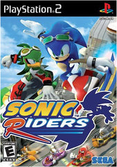 Sonic Riders (Greatest Hits) (PLAYSTATION2)