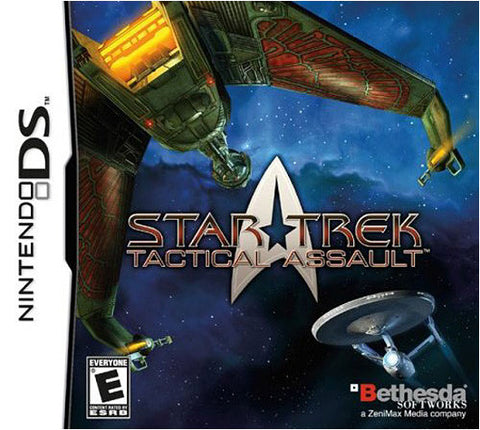 Star Trek - Tactical Assault (DS) DS Game