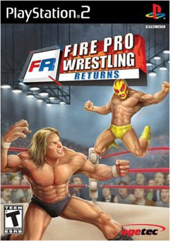 Fire Pro Wrestling Returns (PLAYSTATION2) PLAYSTATION2 Game