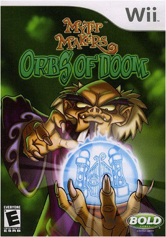 Myth Makers - Orbs Of Doom (NINTENDO WII) NINTENDO WII Game