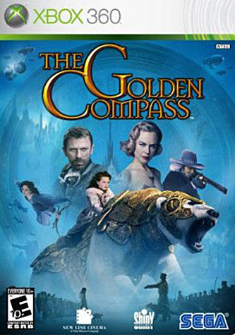 The Golden Compass (XBOX360) XBOX360 Game