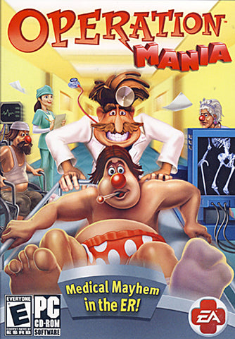 Operation Mania (PC) PC Game