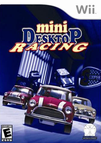 Mini Desktop Racing (NINTENDO WII) NINTENDO WII Game