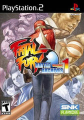 Fatal Fury Battle Archives Vol 1 (PLAYSTATION2)