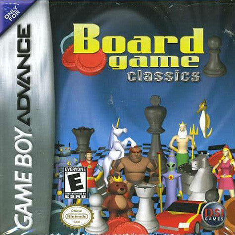 Board Game Classics (GAMEBOY ADVANCE) GAMEBOY ADVANCE Game