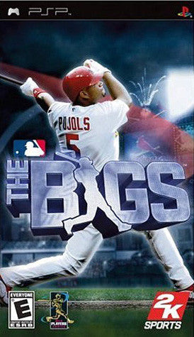 The Bigs (PSP) PSP Game