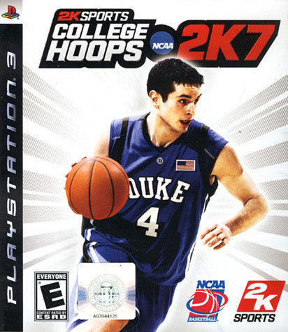 College Hoops 2K7 (PLAYSTATION3) PLAYSTATION3 Game