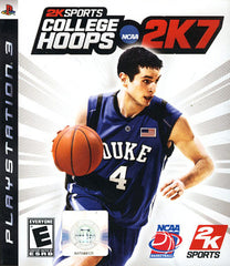 College Hoops 2K7 (PLAYSTATION3)