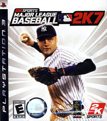 Major League Baseball 2K7 (PLAYSTATION3)