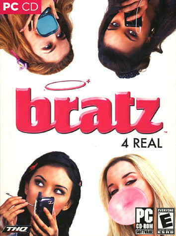 Bratz - 4 Real (PC) PC Game