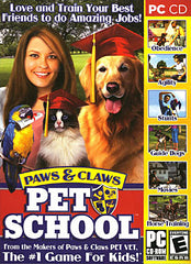 Paws and Claws - Pet School (Limit 1 per Client) (PC)
