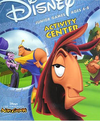 Disney Junior Games Activity Center: The Emperor s New Groove (PC)