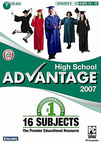 High School Advantage 2007 (PC) PC Game